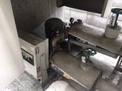 大阪市  給水ポンプ更新
