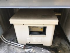 住吉区 給水ポンプ更新工事